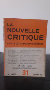 La-Nueva-Critica-Revista-D-039-Un-Marxismo-Militant-Diciembre-1951-4eme-Ano