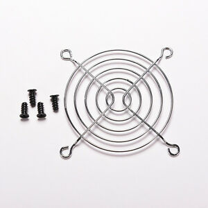 Metal-Wire-Finger-Grill-for-80mm-8cm-CPU-DC-Fan-PC-Guard-Protector-Chic