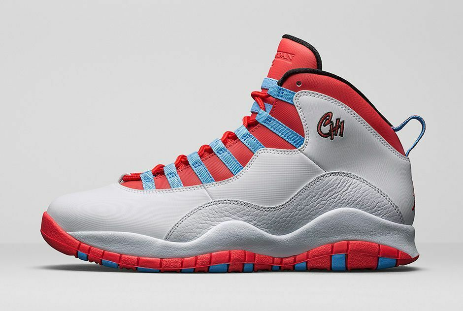 2016 nike air jordan 10 x retro 8.310805-114 - chicago flagge größe 8.310805-114 retro 1 2 3 4 5 6 7 364b51