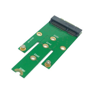 NGFF-M2-B-SATA-Based-Solid-State-Drives-to-MSATA-Adapter-LAN-Converter-Card-PCBA