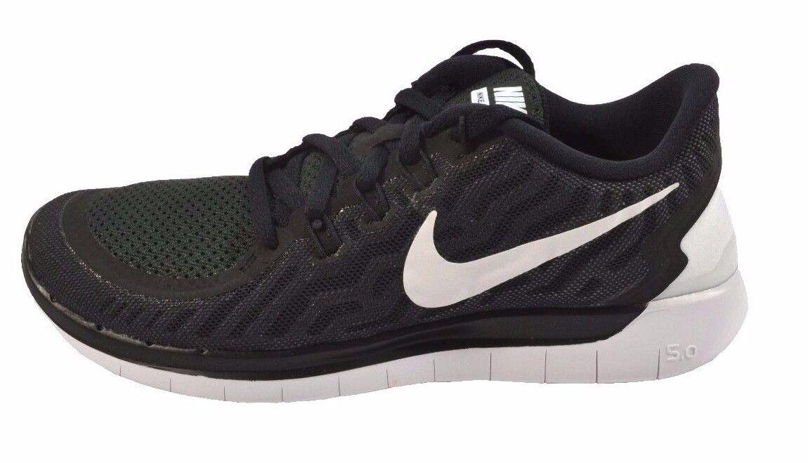 Nike free 5.0 5.0 5.0 schwarz - weiß - grauen dunkelgrau 724383-002 (556) damenschuhe a67347