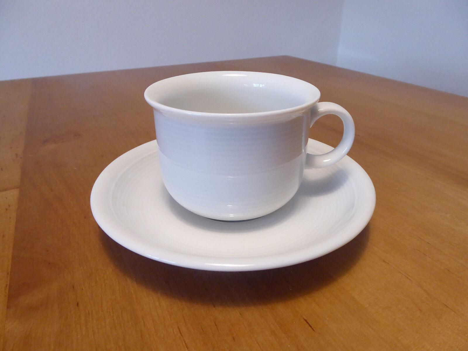 Thomas Trend Kaffeetassen 0,18 l mit Untertassen | Qualität