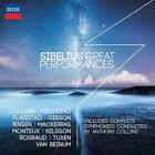 Sibelius: Great Performances von Nilsson,Flagstad,Collins (2015)