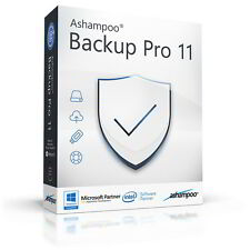 Ashampoo Backup Pro 11 english fullvers.lifetime Download 19,99 instead of 39,99