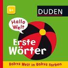 Hallo Welt: Erste Wörter von Roger Priddy (2014, Gebundene Ausgabe)