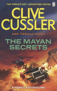 Fargo-adventures-The-Mayan-secrets-by-Clive-Cussler-Paperback-Amazing-Value