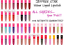BNIB-Jeffree-Star-Velour-Liquid-Lipstick-Matte-FULL-SZ-AUTHENTIC-Choose-Color miniature 1