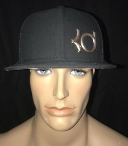Nike KD Elite 7 Ascend Black Rose Gold Snapback Hat Cap 826218331008 ... 2a1262181f1