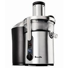Breville BJE510XL Juice Fountain Multi-SPd 900WJuicer Manufacturer Refurbished