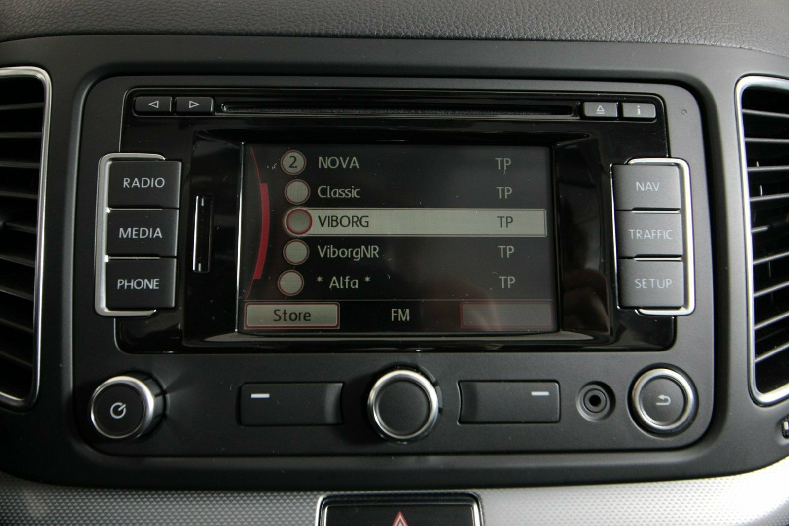 VW Sharan TDi 140 Comfortline DSG BMT