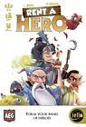 Rent-a-hero Board Game - IELLO