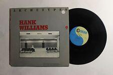 HANK WILLIAMS Archetypes EP MGM Records M3F 4954 Vinyl, LP, Compilation VG+ 13