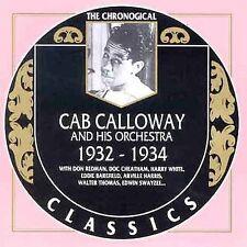 Unknown Artist Cab Calloway 1932 1934 CD