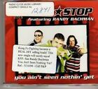 (BO58) Bus Stop, You Ain't Seen Nothin' Yet- 1998 DJ CD