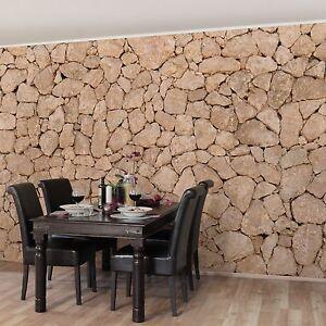 Vlies Tapete Fototapete Apulia Stone Steine Steintapete Wand Bilder ...