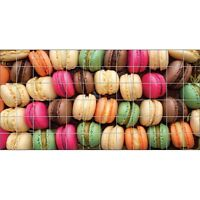 Stickers Carrelage Mural Macarons 2014