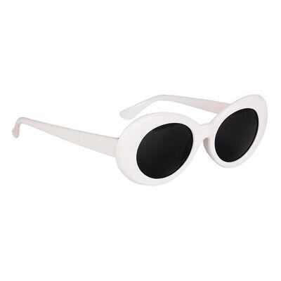 Blesiya Clout Goggles Kurt Cobain Glasses Novelty Party Cocktail Sunglasses