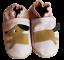 ENGEL+PIRATEN Krabbelschuhe Lederpuschen Baby Babyhausschuhe Leder