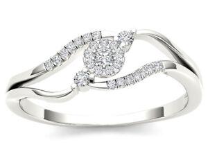 IGI-Certified-10k-White-Gold-0-12-Natural-Diamond-Fashion-Engagement-Ring