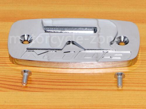 Chrome Front Brake Reservoir Cap Cover For Suzuki Boulevard M109R 2006-2015 USA