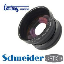 CENTURY DS-65CV-SB Sony PD170/150 DCR-VX2100/2000 DSR-250 Weitwinkel-Vorsatz