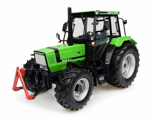 UNIVERSAL HOBBIES échelle 1 32 DEUTZ-FAHR DX 4.51 Tracteur Modèle   BN   4905