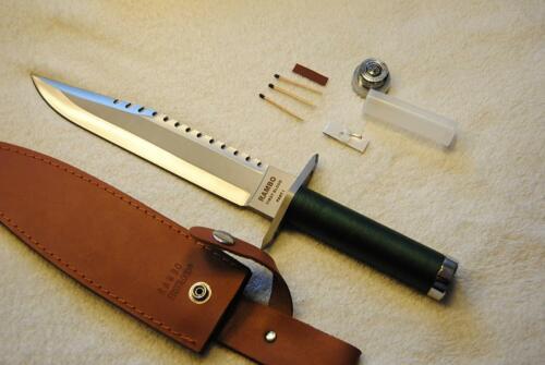 John Rambo Messer Rambo 1-First-Blood-Part-1