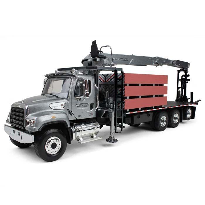 Nuovo Menta 2016 Freightliner Co. Fassi Boom Materiale Impugnatura Camion Da