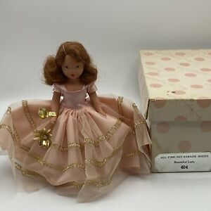Vintage-Nancy-Ann-Storybook-Doll-404-Beautiful-Lady-In-Box-With-Tag-Red-Hair