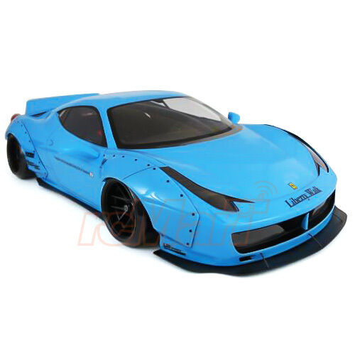 SFIDA RC LB Performance 458 Clear Body Parts Full Set Tamiya Ferrari 458  LB458