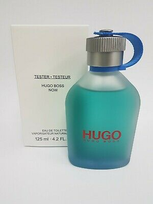 Details about  HUGO BOSS NOW – 125 ml Eau De Toilette – New / Unused Tester