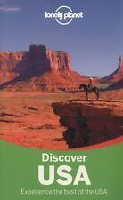 Lonely Planet Discover USA (Travel Guide)-ExLibrary