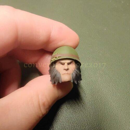 "Painted Service 1//12 Wolverine Logan Hugh Jackman X-Men Head Sculpt 6/"" ML One:12"