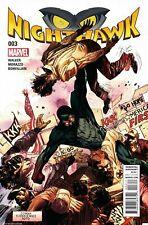 Marvel 2016 1st Print COMIC NIGHTHAWK #2