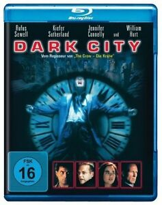 DARK-CITY-Rufus-Sewell-Kiefer-Sutherland-Blu-ray-Disc-NEU-OVP