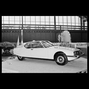 pha-018751-Photo-CITROEN-SM-1971-Car-Auto