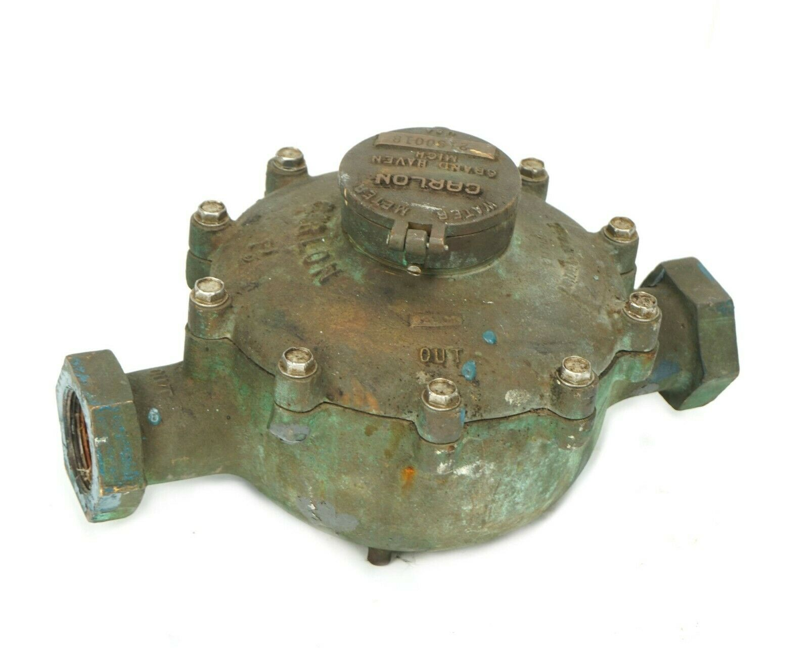 Carlon STD Water Meter