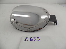NEW OEM MAZDA MIATA MX5 HARDTOP CHROME FUEL DOOR KIT 06-13 n164v4640 ALLOY