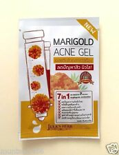 5x10mg Acne Marigold Gel Pure Nature Healing Red Marks Pimple For Men And Women