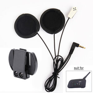 helm kopfh rer headset f r bt v6 bluetooth intercom. Black Bedroom Furniture Sets. Home Design Ideas