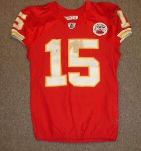 98fd0b84374 Image is loading 2011-Steve-Breaston-Kansas-City-Chiefs-Game-Used-