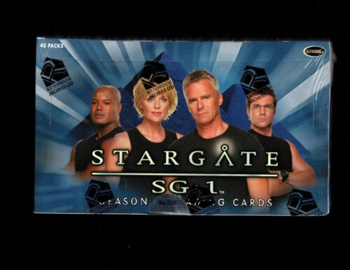 Stargate SG.1 season 8 Factory Sealed Box