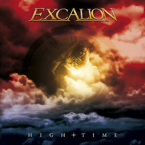 EXCALION-High-Time-CD-2010-Melodic-Metal