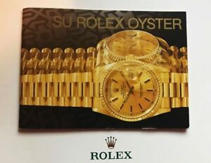 Su-Rolex-Oyster-Booklet-Your-Rolex-Oyster-Booklet-in-Spanish-Choose-date