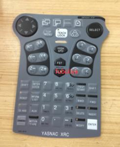 Tracking ID Yaskawa JZNC-MPP21E Teach Pendant Membrane Keypad NEW