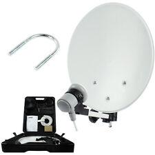 Sky Freesat Satellite Set Set Mit 35cm Schüssel und LNB - Wohnmobil Zelt Reise