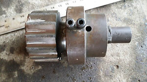 Bottom Tungsten steel Hand Tap M22 x 1.0 bottoming //plug RH.