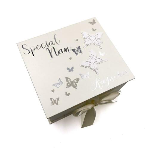 Special Nan Gift Keepsake Box Gift Memory Box WG409-PV37