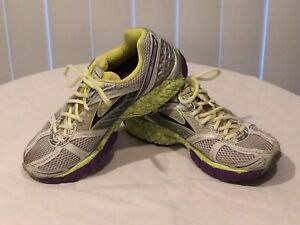 0af2753f8d8 Image is loading Pre-owned-Brooks-Trance-12-running-shoes-women-