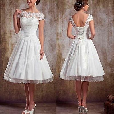 Lager Ballkleid Abendkleid Hochzeitskleid cocktailkleid Brautjungfer Gr.36-46
